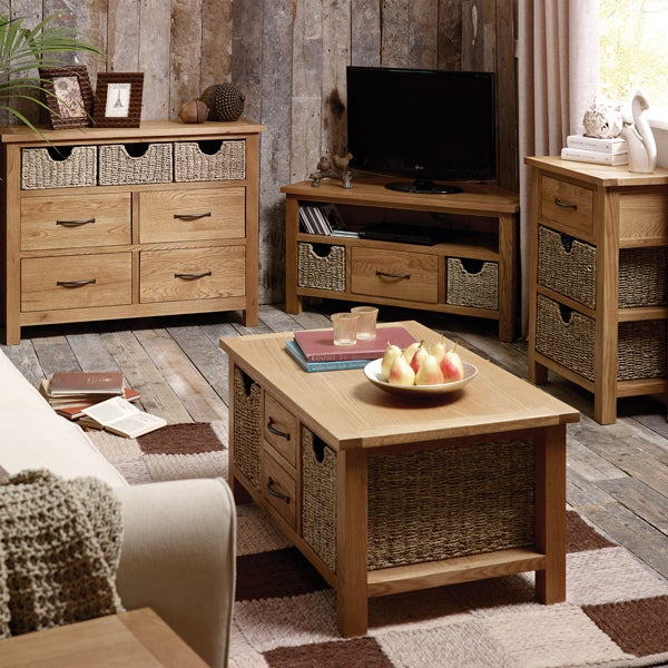 Sidmouth Living Furniture Collection