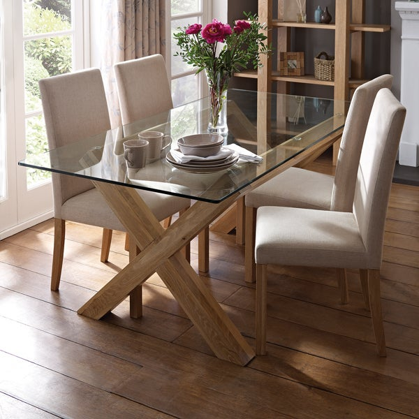 Knox Washed Oak Dining Furniture Collection