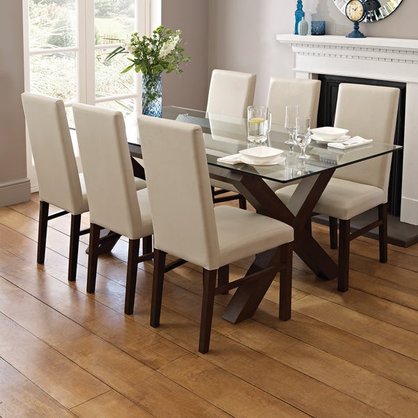 Knox Walnut Dining Furniture Collection
