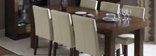 Wade Walnut Dining Furniture Collection