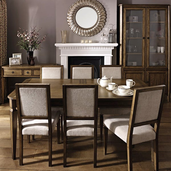 Madeline Oak Dining Furniture Collection