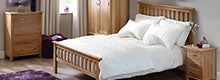 Hampshire Oak Bedroom Furniture Collection