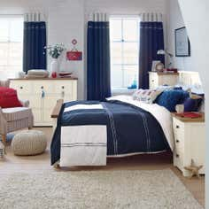 Henley Cream Bedroom Furniture Collection