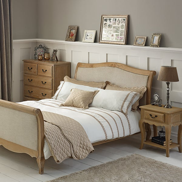 Natural Annabelle Bedroom Furniture Collection