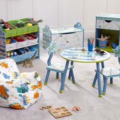 Kids Roaring Dino Furniture Collection