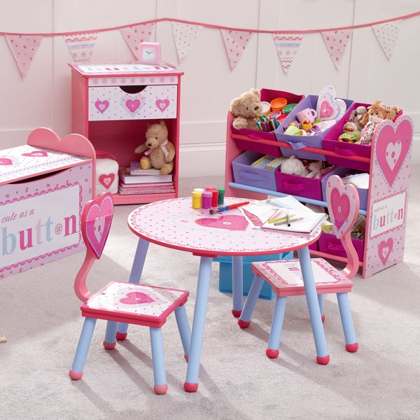 Kids Cute as a Button Furniture Collection