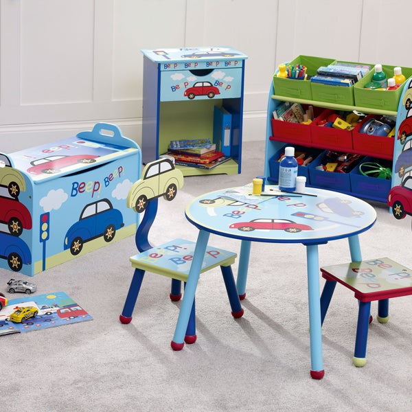 Kids Beep Beep Furniture Collection