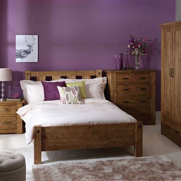 Loxley Pine Bedroom Furniture Collection
