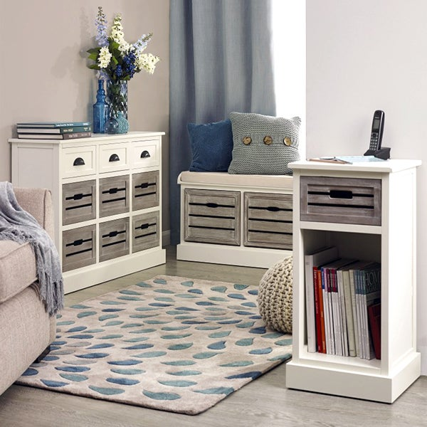 Atlanta White Bedroom Furniture Collection