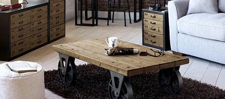 Spitalfields Living Room Furniture Collection Dunelm