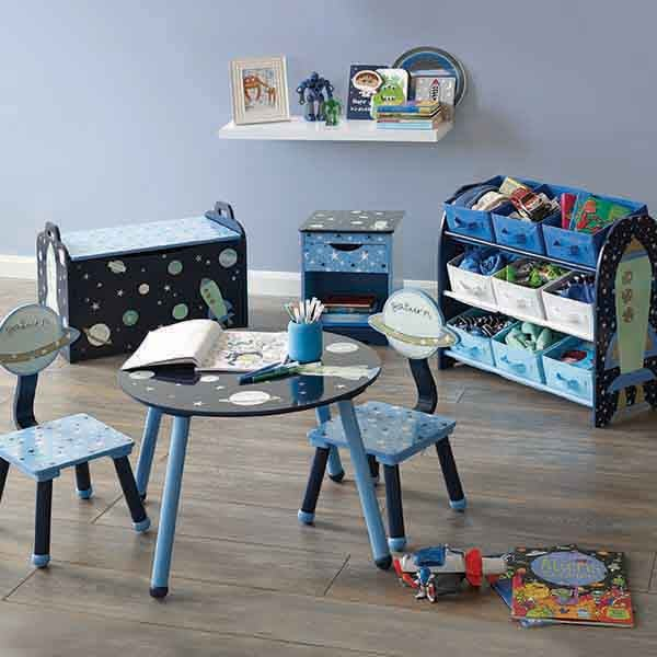 Kids Space Mission Furniture Collection