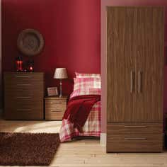 Brisbane Walnut Bedroom Furniture Collection