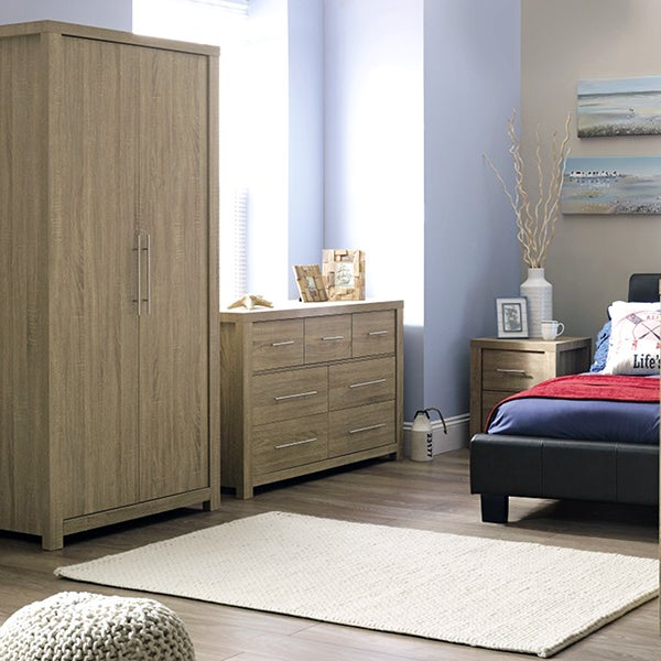 Ontario Bedroom Furniture Collection