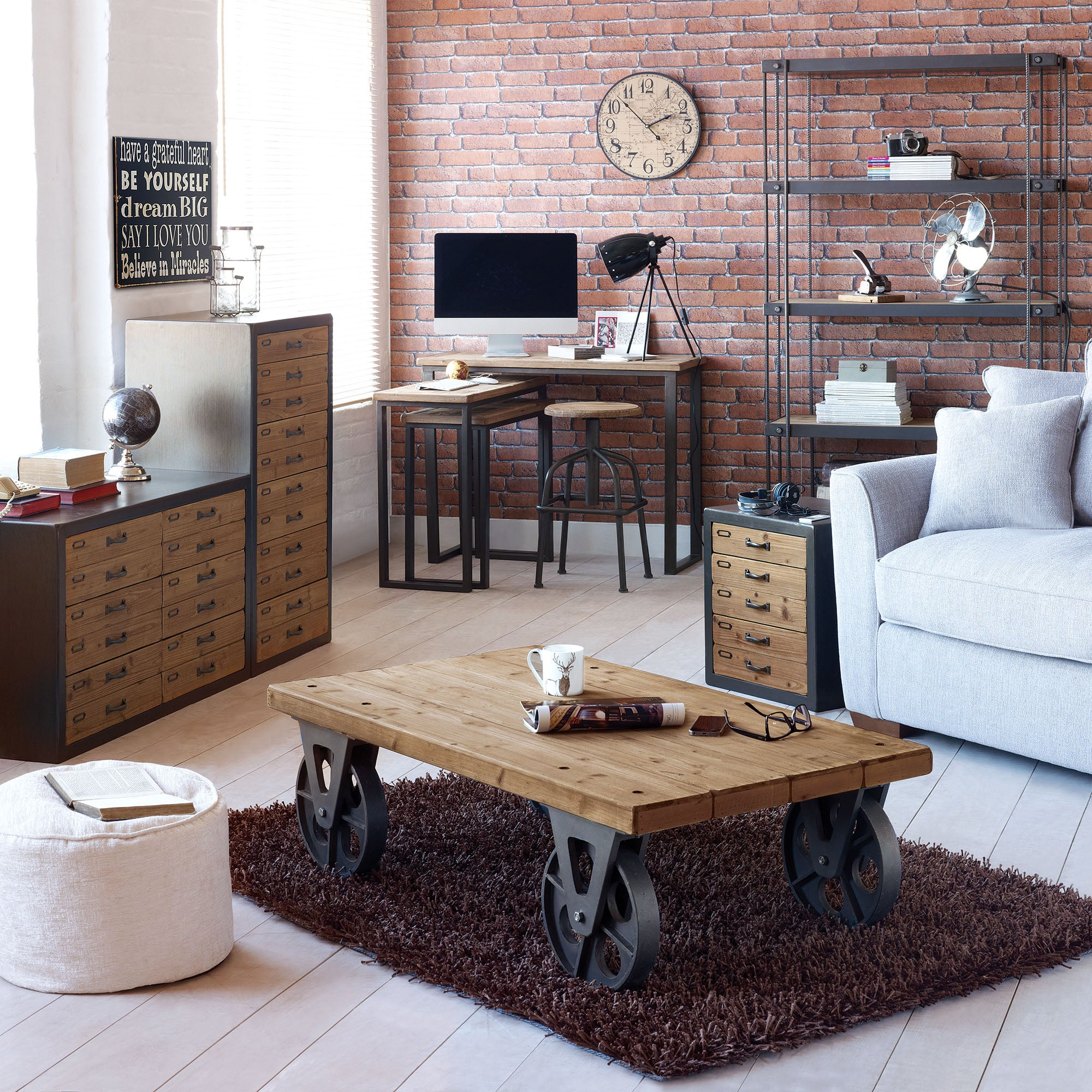 Spitalfields Living Furniture Collection