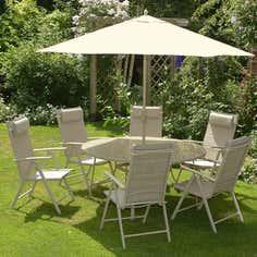 Tudor Garden Furniture Collection