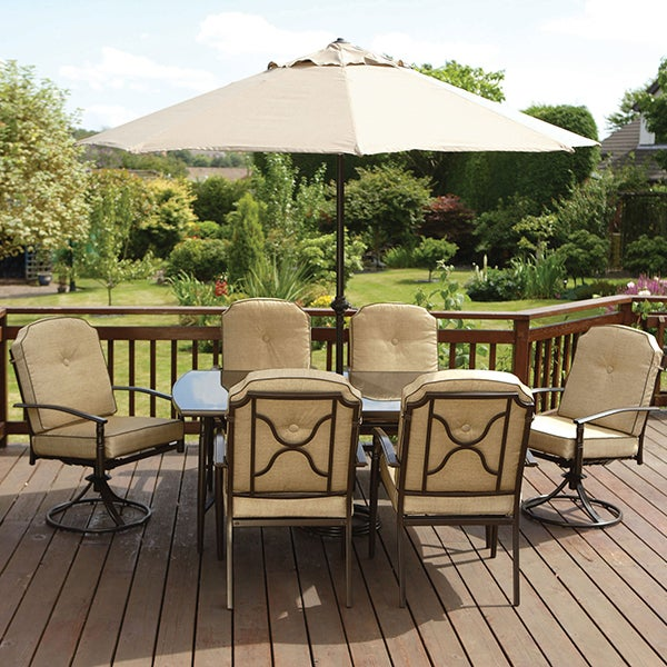 Hamilton Garden Furniture Collection