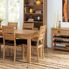 Penzance Oak Dining Furniture Collection