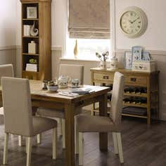 Penzance Oak Living Furniture Collection
