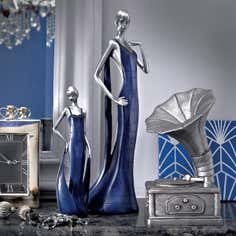 Blue Deco Decor Collection