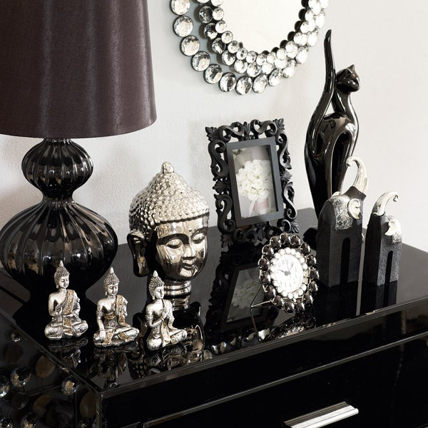 Black Ice Decor Collection