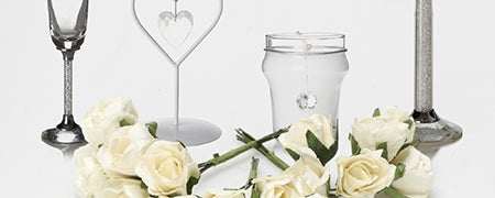 Blushing Bride Decor Collection