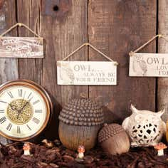 Woodland Retreat Decor Collection