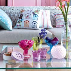 Candy Rose Home Decor Collection