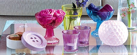 Candy Rose Home Decor Collection Dunelm