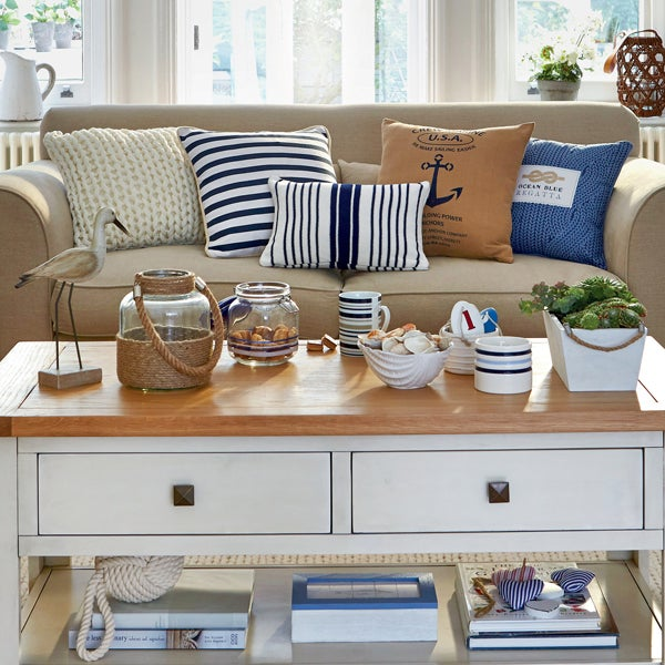 Hamptons Home Decor Collection