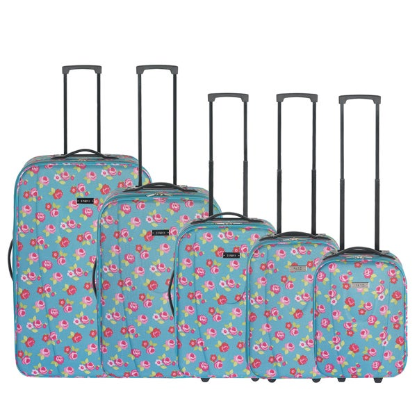 Faro Ditsy Floral Luggage Collection