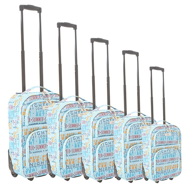 Faro Summer Life Luggage Collection